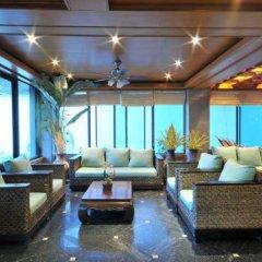 Grand Sea View Resotel Hotel интерьер отеля