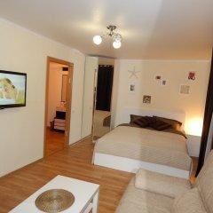 Апартаменты Apartment Hanaka on Volgogradskiy комната для гостей фото 4