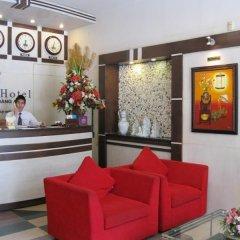 Отель Oriole Hotel & Spa Вьетнам, Нячанг - отзывы, цены и фото номеров - забронировать отель Oriole Hotel & Spa онлайн интерьер отеля