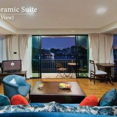 Отель Baan Wanglang Riverside комната для гостей фото 2