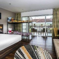 Отель Novotel Phuket Karon Beach Resort and Spa фото 7