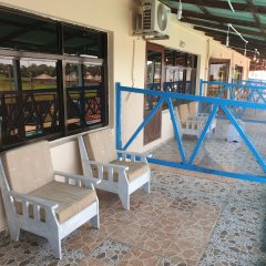Djembe Beach Hotel in Kololi, Gambia from 270$, photos, reviews - zenhotels.com fitness facility