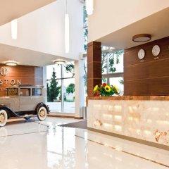 Haston City Hotel интерьер отеля фото 2