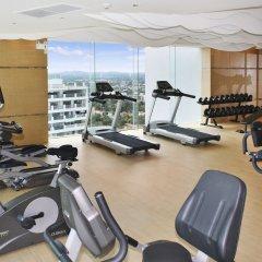 Отель Wong Amat Tower Apt.909 Паттайя фитнесс-зал фото 3