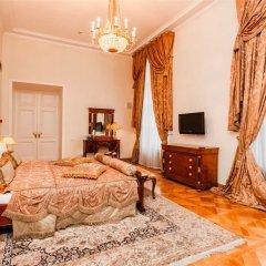 Гостиница Петровский Путевой Дворец комната для гостей фото 7