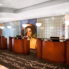 Savigny Hotel Frankfurt City интерьер отеля фото 3