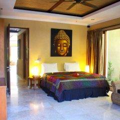 Отель Bayshore Villas Candi Dasa Индонезия, Бали - отзывы, цены и фото номеров - забронировать отель Bayshore Villas Candi Dasa онлайн комната для гостей фото 4