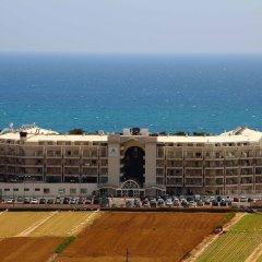 Aqua Hotel Aquamarina & Spa пляж