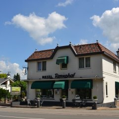 Отель Hostellerie Rozenhof Нидерланды, Неймеген - отзывы, цены и фото номеров - забронировать отель Hostellerie Rozenhof онлайн вид на фасад