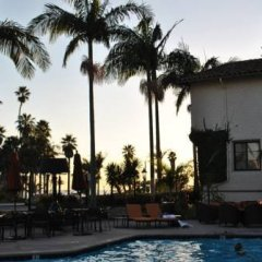 Отель Santa Barbara House бассейн фото 3