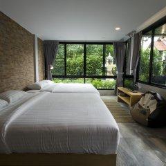 Отель Nest By Sa-ngob Бангкок комната для гостей фото 4