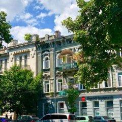 Отель Kvartal do Deribasovskoi Одесса парковка