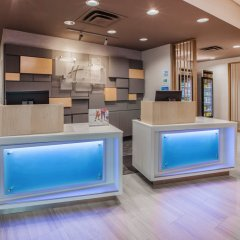 Holiday Inn Express Hotel & Suites Jasper комната для гостей