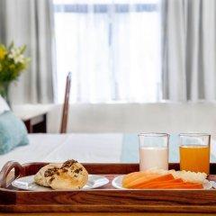 Отель Suites Coben Apartamentos Amueblados Мехико в номере фото 2