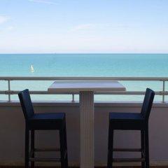 Отель Abruzzo Marina Италия, Сильви - отзывы, цены и фото номеров - забронировать отель Abruzzo Marina онлайн балкон