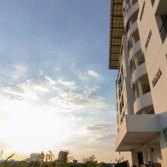 Отель Lily Residence Бангкок вид на фасад