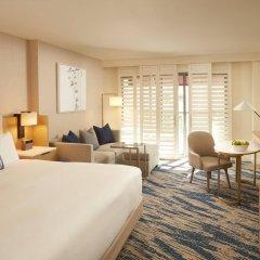 Отель Loews Santa Monica Санта-Моника комната для гостей