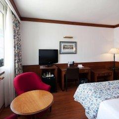 Отель Santemar Испания, Сантандер - 2 отзыва об отеле, цены и фото номеров - забронировать отель Santemar онлайн комната для гостей фото 2