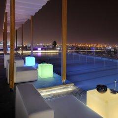 Отель Nassima Tower Hotel Apartments ОАЭ, Дубай - отзывы, цены и фото номеров - забронировать отель Nassima Tower Hotel Apartments онлайн бассейн фото 2