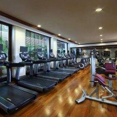 Отель JW Marriott Phuket Resort & Spa Таиланд, Пхукет - 1 отзыв об отеле, цены и фото номеров - забронировать отель JW Marriott Phuket Resort & Spa онлайн фитнесс-зал фото 2