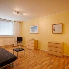 Апартаменты Aparion Apartments Leipzig Family комната для гостей фото 3