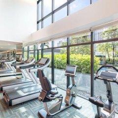 Отель Le Royal Meridien, Plaza Athenee Bangkok фитнесс-зал фото 4