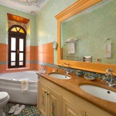 Nikos Takis Fashion Hotel ванная