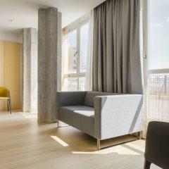 Отель Exe Plaza Catalunya комната для гостей фото 2