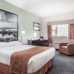Отель Super 8 by Wyndham Saskatoon Near Saskatoon Airport комната для гостей фото 5