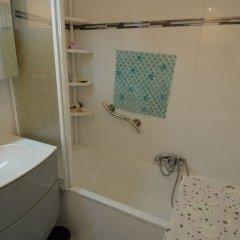 Отель MyNice Maestro Франция, Ницца - отзывы, цены и фото номеров - забронировать отель MyNice Maestro онлайн ванная