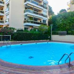 Отель Domaine Du Clairfontaine Франция, Ницца - отзывы, цены и фото номеров - забронировать отель Domaine Du Clairfontaine онлайн бассейн фото 2