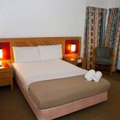 Tanoa Rakiraki Hotel сейф в номере