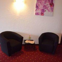 Отель Aer Франция, Озвиль-Толозан - отзывы, цены и фото номеров - забронировать отель Aer онлайн удобства в номере фото 2