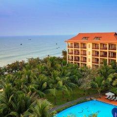 Отель Sunny Beach Resort Фантхьет пляж