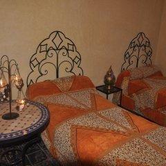 Отель Riad Porte Des 5 Jardins Марокко, Марракеш - отзывы, цены и фото номеров - забронировать отель Riad Porte Des 5 Jardins онлайн интерьер отеля фото 2