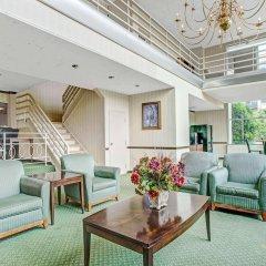 Отель Days Inn Arlington США, Арлингтон - отзывы, цены и фото номеров - забронировать отель Days Inn Arlington онлайн интерьер отеля