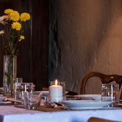 Отель La Corte Vetere Матера питание фото 3