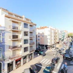 Отель Campo Ourique Duplex by Homing Португалия, Лиссабон - отзывы, цены и фото номеров - забронировать отель Campo Ourique Duplex by Homing онлайн комната для гостей