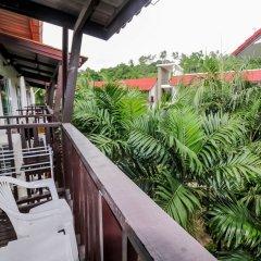Отель NIDA Rooms Dino Park Karon балкон
