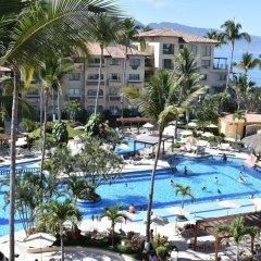 Отель Canto del Sol Plaza Vallarta Beach & Tennis Resort - Все включено детские мероприятия
