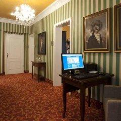 Hotel City House интерьер отеля
