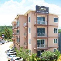 Отель David Residence 3* Номер Делюкс с различными типами кроватей фото 15