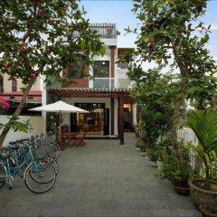 Отель Cam Chau Homestay спортивное сооружение
