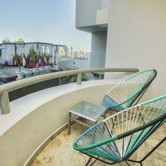 Отель Cabo Villas Beach Resort & Spa Мексика, Кабо-Сан-Лукас - отзывы, цены и фото номеров - забронировать отель Cabo Villas Beach Resort & Spa онлайн балкон