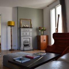 Отель Flat With Stunning Views in St Germain des Prés комната для гостей фото 2