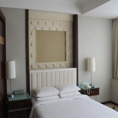 Отель Grand Holiday Hotel Китай, Шэньчжэнь - отзывы, цены и фото номеров - забронировать отель Grand Holiday Hotel онлайн комната для гостей фото 2