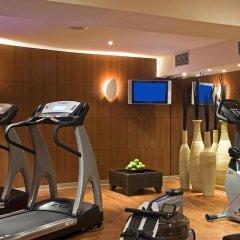 Отель Warwick Brussels фитнесс-зал