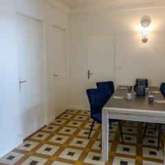 Отель Le Rossi в номере