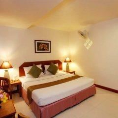 Отель Orchid Resortel Номер Эконом разные типы кроватей