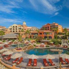 Отель Sheraton Grand Los Cabos Hacienda Del Mar бассейн
